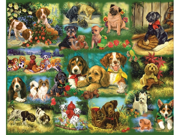 White Mountain Puzzles WHITE831 Little Rascals