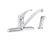 American Standard 4205001.002 Reliant Kitchen Faucet with Spray - Chrome