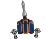 WMU 549721 Colorful Jango Fett Backpack