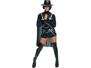 WMU 560962 8-10 Medium V for Vendetta Adult Sexy Costume