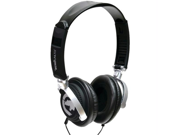 Ecko Unlimited Eku-mtn-bk Ecko Motion Over-the-ear Headphones With Microphone - black