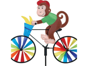 Premier Designs PD26863 20 inch Monkey Bicycle Spinner