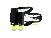 Lacoste 14598535514 Challenge Coffret- Eau De Toilette Spray 90ml-3oz plus After Shave Spray 75ml-2.5oz - 2pcs