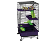 Super Pet-cage - Kaytee Multi Level Home 24x24 24x24 Inches - 100509411