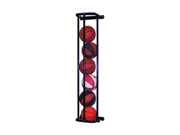 Jaypro Sports PE-140 Stackmaster Single Basketball Wall Rack