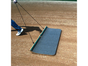 Jaypro Sports DMC-62 Cocoa Drag Mat 6 ft. Wide