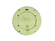 Jaypro Sports PVB-711 Brass Cover Plate for 75-70