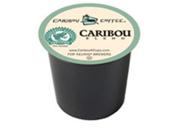 Green Mountain Coffee Roasters Gourmet Single Cup Coffee Caribou Blend Caribou Coffee 12 K-Cups 222560