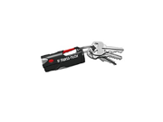 Swiss plus Tech MFTCSBKC Carabiner Multi-Tool 6-in-1 Key Ring