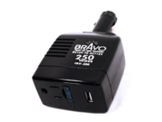 Bravo View Power Inverter 250W Cigarette Lighter Style - INV250