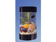 "Midwest Tropical AR-600 21"" High Aquascape 8 Gallon Round Aquarium"