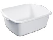 Sterilite 06578012 - 12 Quart White Dishpan