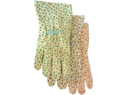 Boss Gloves 624 Ladies Cotton Floral Gloves