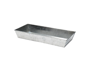 Achla C-90 Small Steel Galvanized Antiqued Tray