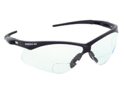 Jackson Safety 138-28618 Nemesis Rx 1.0 Diopter Glass Black Frame 3013305