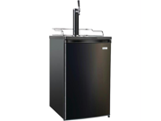MAGIC CHEF MCKC490B Magic chef mckc490b 4 9 cubic-ft keg cooler