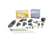 Autoloc CA2000 2 Door Lock Kit W/ Alarm