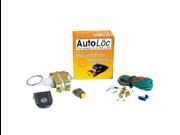 Autoloc SL15 Single Door Shaved Door Kit 15lbs