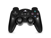Dreamgear 137481 PS3 - Black SixAxis Wireless Rumble Pad