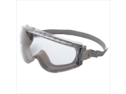 Uvex by Sperian 763-S3960CI Uvex Stealth Goggle Fabric Headband Gray-Gray F