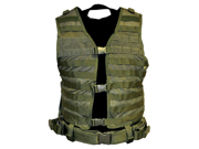 Nc Star Cpv2915G Molle-Pals Vest-Green
