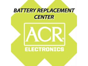 ACR FBRS 2898 Battery Service - PLB-300 MicroFix