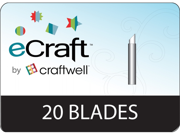 Craftwell ECBLD20P eCraft Replacement Blades
