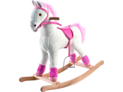 Trademark Poker Happy TrailsT Plush Rocking Patricia Pony