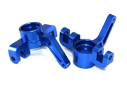 Redcat Racing 050006b Aluminum Steering Mount B - Blue - For All Redcat Racing Vehicles