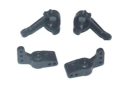 Redcat Racing 16027 Left-Right Steering Knuckles and Left-Right Rear Hub Carriers