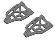 Redcat Racing 85731 2 Piece Front Lower Suspension Arm