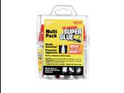 Super Glue Corp. 15187 Super Glue Multi Pack- Pack of 6