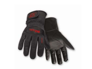 Steiner Industries SQ0260X Pro Series X-Large IronFlex Tig Welding Gloves Nomex Back