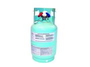 Robinair 34102 30 lb Empty Refillable Refrigerant Tank