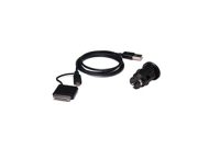 Bracketron UGC-364-BL Black USB Car Charger Kit
