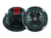 Matrix Audio PX12DVC 1000 Watt DVC 12 in. Subwoofer