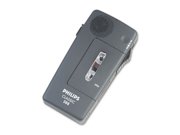 Philips LFH038800B Pocket Memo 388 Slide Switch Mini Cassette Dictation Recorder