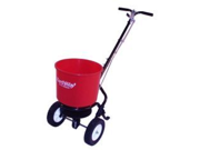 Earthway Products Estate Broadcast Spreader Red 40 Pound Hopper - 2600A