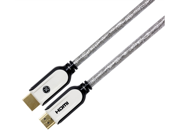 Jasco Products 6ft. Black & White Pro Series HDMI To HDMI Cable  24201