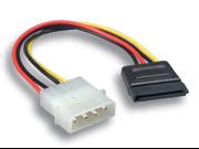 Comprehensive SATAM-PW-ADP Serial ATA Power Adapter 5.25 M to SATA Power