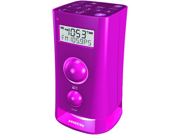 Sangean K-200 Multi-Function Upright AM/FM Digital Radio (Pink)
