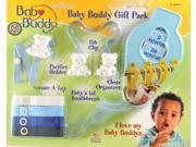 Baby Buddy Gift Pack - Blister Card Blue - Pack of 6