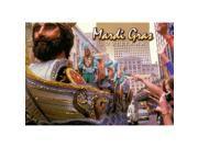 Bulk Buys Louisiana Postcard 13225 Mardi Gras - Case of 750