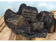 Costumes for all Occasions FM62390 Black Netting