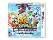 Pokemon Mystery Dungeon Gates