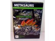 Bulk Buys Stegotron Metasaurs 3-D Robot Dinosaur Puzzle Toy - Pack of 10