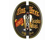 Ram Gameroom R936 Fine Beer Dartboard Cabinet