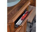 Rev-A-Shelf RS6541.31.5 SS 35 in. Stainless Steel Slim Series Tip Out Trays