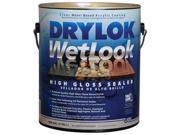 United Gilsonite 1 Gallon Drylok Wet Look High Gloss Sealer  28913 - Pack of 2