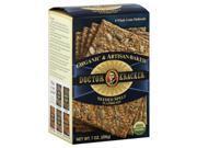 Do countor Kracker Organic and Artisan-Baked Seeded Spelt Flatbreads, 7 oz, Pack of 6